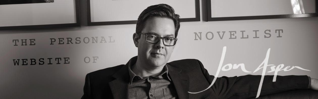 Jon Aspen, Novelist